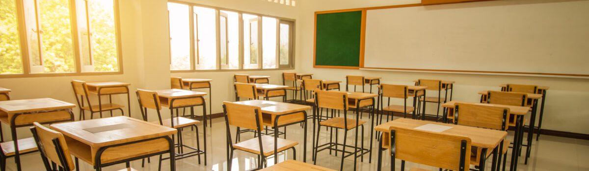 A importância do conforto térmico nas escolas
