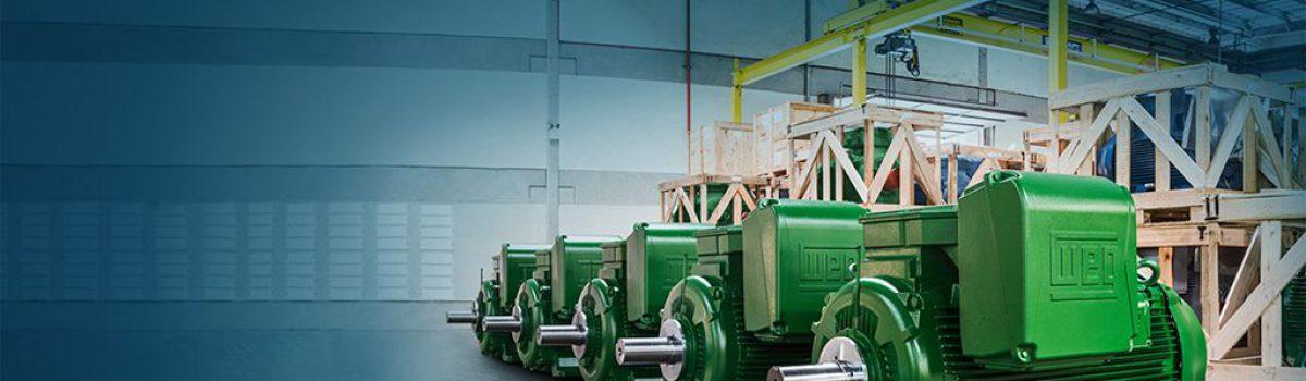 O que é um motor trifásico?